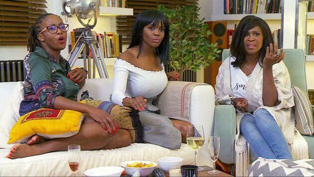 Oti and Motsi on Celebrity