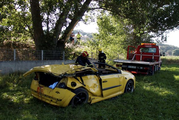 El conductor del accidente mortal de Salamanca, positivo por alcohol y