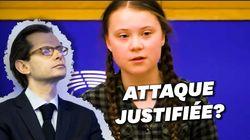 Greta Thunberg, un
