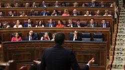 Sánchez pide con más ahínco la abstención del PP y Cs que un Gobierno de