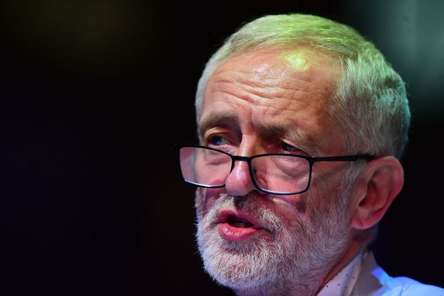 Jeremy Corbyn Backs Plan To Accelerate Expulsion Of Anti-Semitic Labour Members