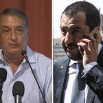 Paolo Arata intercettato: