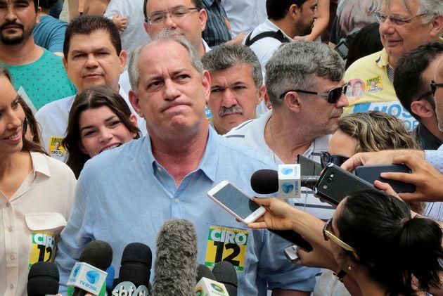 Ciro Gomes se revoltou com deputados que não seguiram orientação do PDT na reforma...