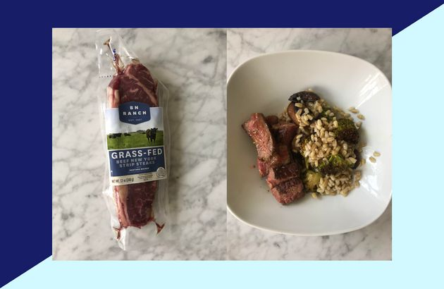 How Blue Apron Taught Me To Be More Confident Cooking Meat At
