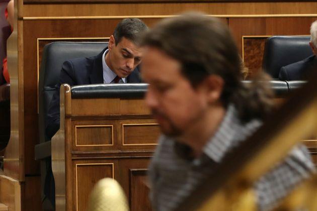 Sánchez le ofrece una coalición a Iglesias pero dice que hay