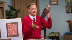 Gaze Upon Tom Hanks As Mister Rogers In 'A Beautiful Day'