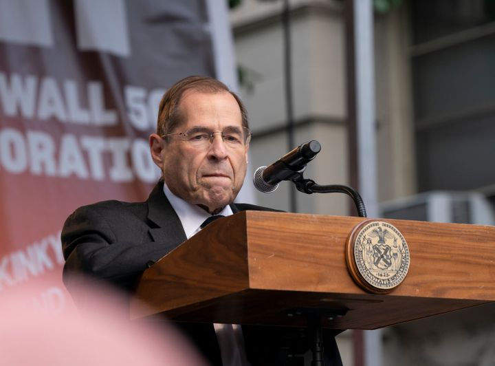 The House Judiciary Committee chairman, Jerry Nadler, was involved in drafting the latest marijuana reform bill.