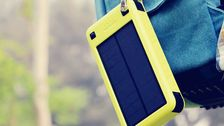 Store: This Solar Battery Pack Eliminates Low-Battery Anxiety When You're Off The Grid