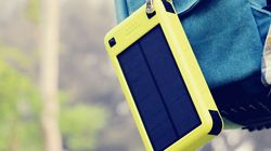 This Solar Battery Pack Eliminates Low-Battery Anxiety When You're Off The
