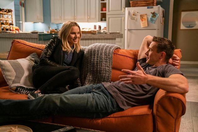 Kristen Bell and Jason Dohring in