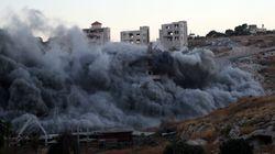 Israel derriba casas palestinas incluso en zona exclusiva de control de la