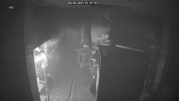 O caso dos tempurás que causaram incêndios em restaurantes dos