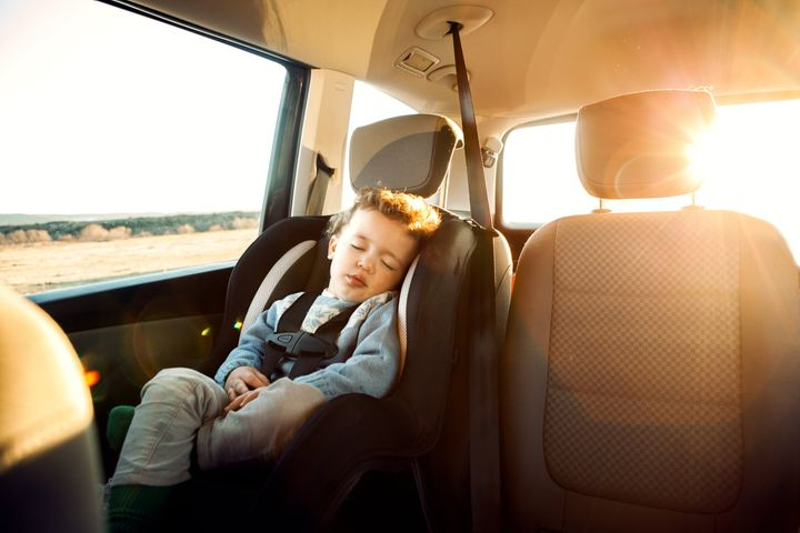 It's far too easy to forget children in a hot car, according to a new Canadian study.