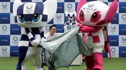 Les JO de Tokyo miseront sur des robots mascottes… et porteurs de