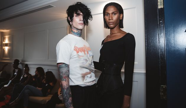 Voici les aspirants mannequins du Festival Mode & Design