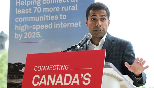 Huawei's Monopoly Over North Canada Telecom Could Threaten Residents: