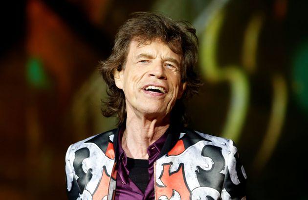 Mick Jagger revient au
