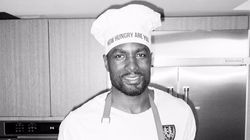 Serge Ibaka Is Cooking On His Summer Break To Help A Toronto