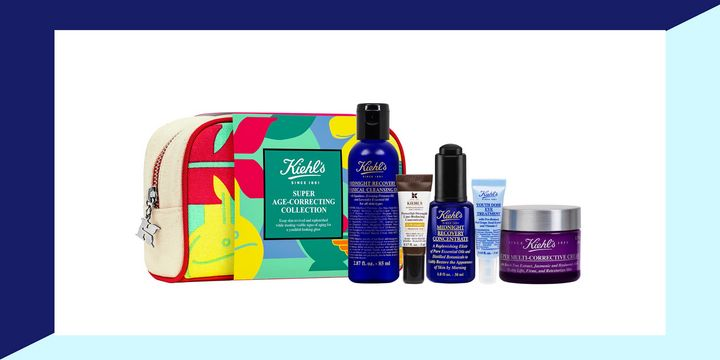 There's a lot of Kiehl's skin care on sale at Nordstrom.