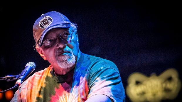 LAS VEGAS, NV - July 5: Art Neville performs with The Funky Meters at Brooklyn Bowl at The Linq in Las Vegas, NV on July 5, 2015. Credit: Erik Kabik Photography/ MediaPunch ***HOUSE COVERAGE*** /IPX