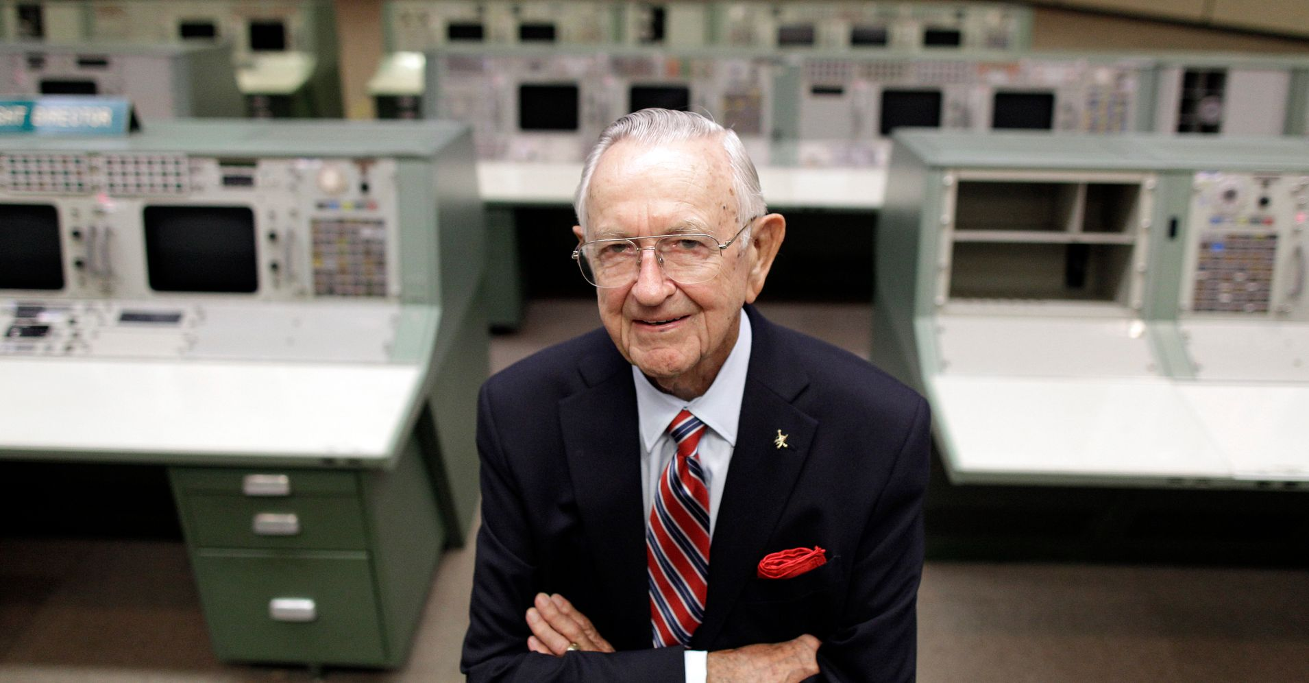 Chris Kraft, NASA's First Flight Director, Dead At 95