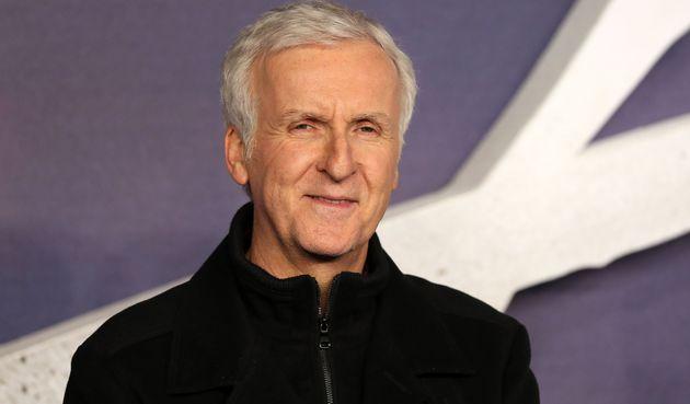 Le réalisateur James Cameron, ici le 31 janvier à l'avant-première mondiale de