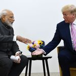 India Rejects Trump's Claim He Was Asked To Mediate Kashmir Issue, US Attempts Damage