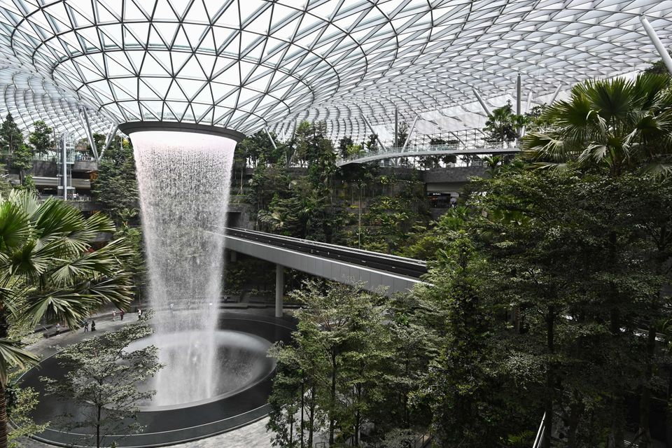 The 22 Most Beautiful Airports In The World | HuffPost Life