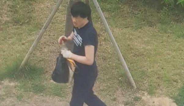 경의선 숲길 고양이 밟아 죽인 남성이 경찰 조사에서 한