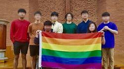 """″무지개색 옷 입은 학생 징계는 무효"""" 판결이"""