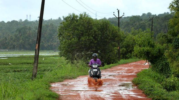 Kerala's Kannur, Kasaragod Districts On Red Alert As Heavy Rains Pound North