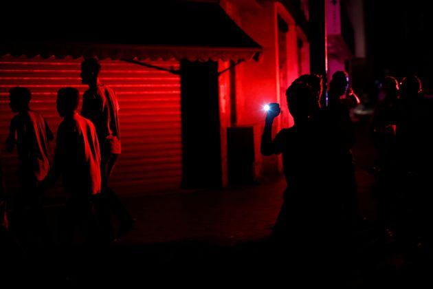 Στο σκοτάδι και πάλι η Βενεζουέλα - Ηλεκτρομαγνητική επίθεση καταγγέλλει ο