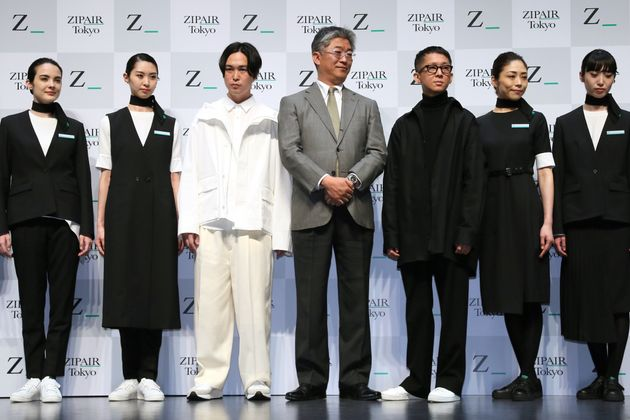 日本航空傘下の格安航空会社(LCC)「ZIPAIR