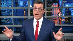 Colbert Torches Trump's Plan For 'Race War-Themed Reality