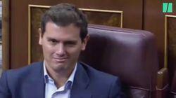 Esteban deja planchado y con esta cara a Rivera: