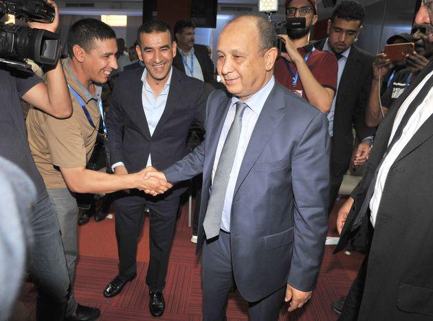Abdeslam Ahizoune réélu président de la Fédération royale marocaine...