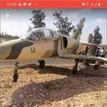 Un avion militaire libyen atterrit sur une route en Tunisie...et se retrouve en vente sur