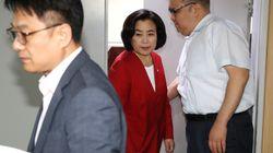 한국당 윤리위가 박순자에 '당원권정지 6개월' 징계를