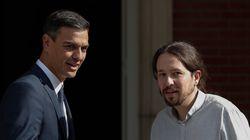 Iglesias tiene Sanchez sulla graticola: Podemos alza la posta con il Psoe per il