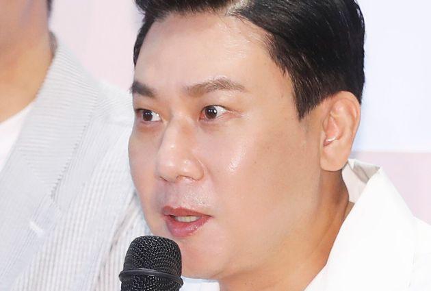 방송인 이상민이 '사기 혐의'로