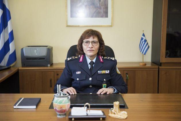 Αποστρατεύτηκε η πρώτη γυναίκα στρατηγός, Ζαχαρούλα