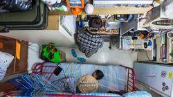 '홍콩 시위'의 근본적인 원인을 보여주는 사진 한