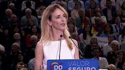 Críticas a Cayetana Álvarez de Toledo por este tuit sobre una