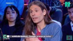 L'astrophysicien Aurélien Barrau juge