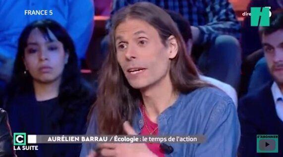 L'astrophysicien Aurélien Barrau défend Greta Thunberg face aux députés