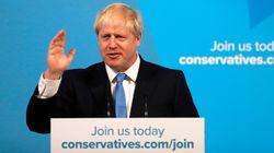 Boris Johnson devient premier ministre du