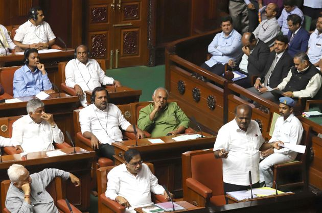 HD Kumaraswamy Govt Loses Trust Vote In Karnataka