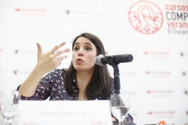 ¿Por qué Irene Montero ha votado 'NO' a la investidura de Pedro