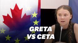 Entre Greta et le Ceta, l'opposition dénonce l'incohérence de