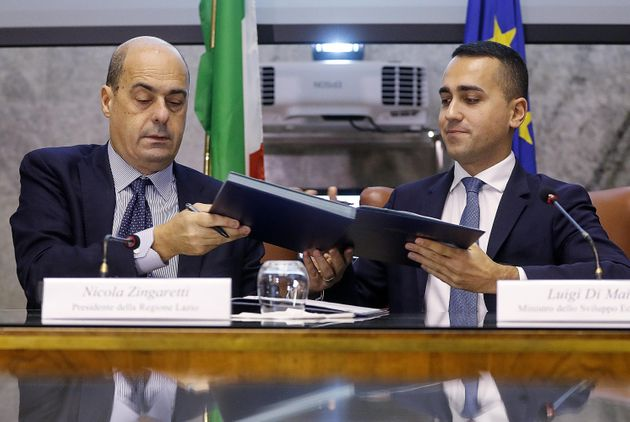 "Pd M5S, la coalizione dei ""no global romantici"""